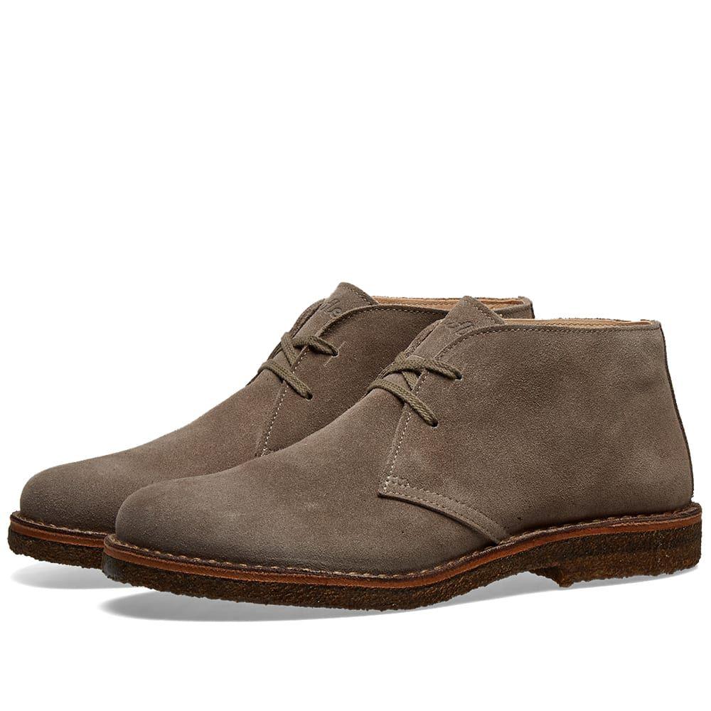 アストールフレックス Astorflex メンズ シューズ・靴 ブーツ【Greenflex Boot】Grey