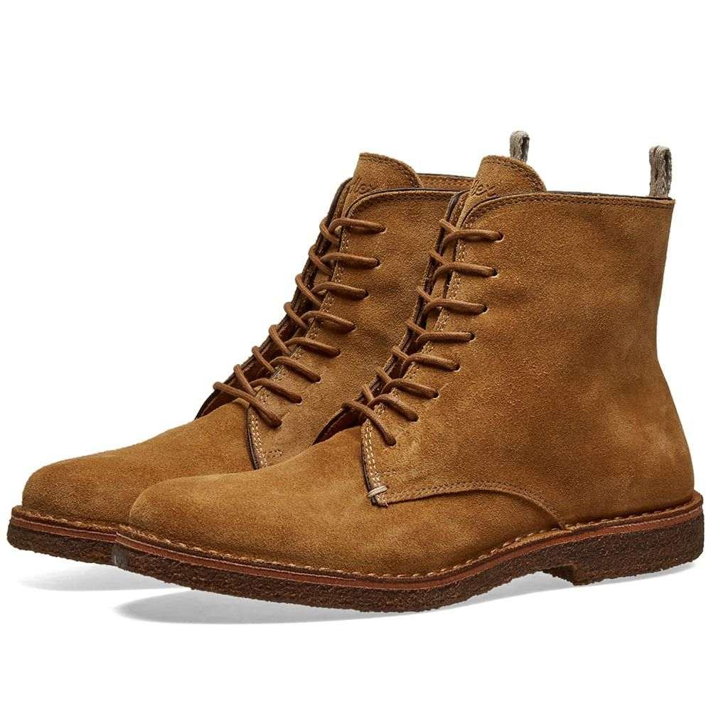 アストールフレックス Astorflex メンズ シューズ・靴 ブーツ【Bootflex Boot】Whiskey Suede