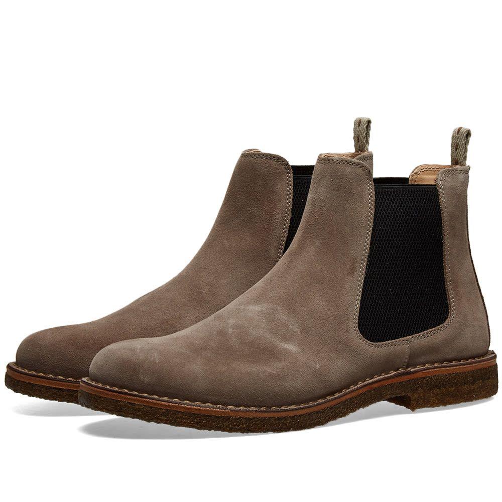 アストールフレックス Astorflex メンズ シューズ・靴 ブーツ【Bitflex Chelsea Boot】Anchor Grey