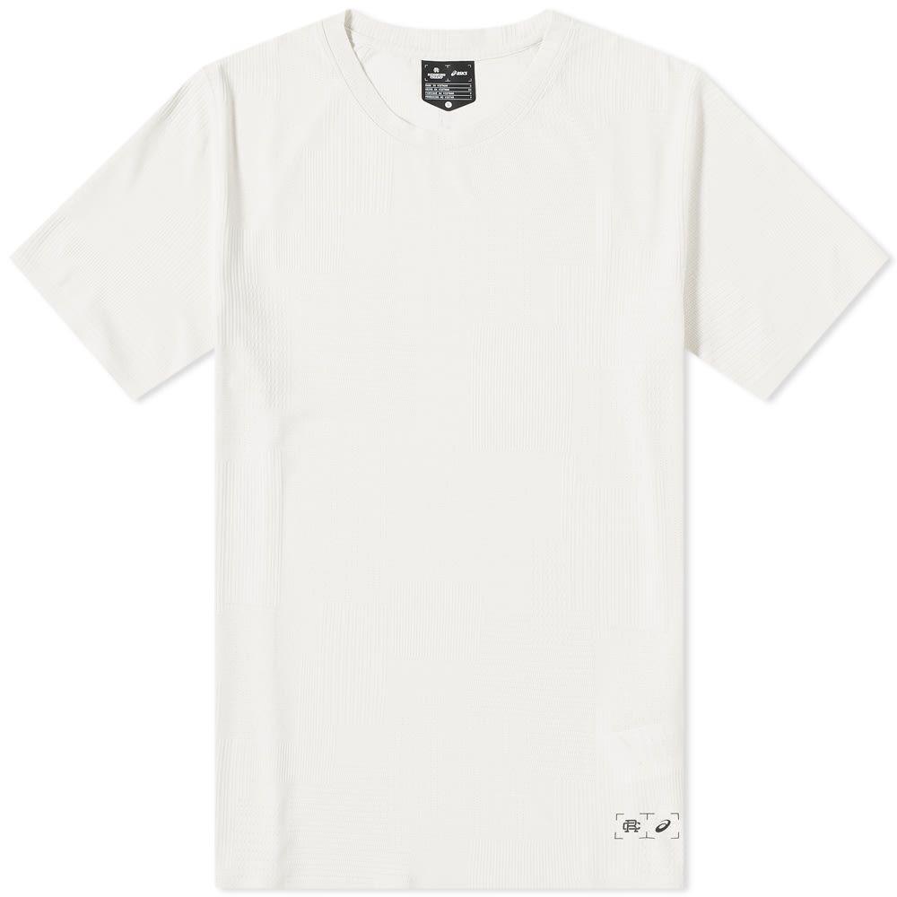 アシックス Asics メンズ Tシャツ トップス【x reigning champ engineered tee】Birch