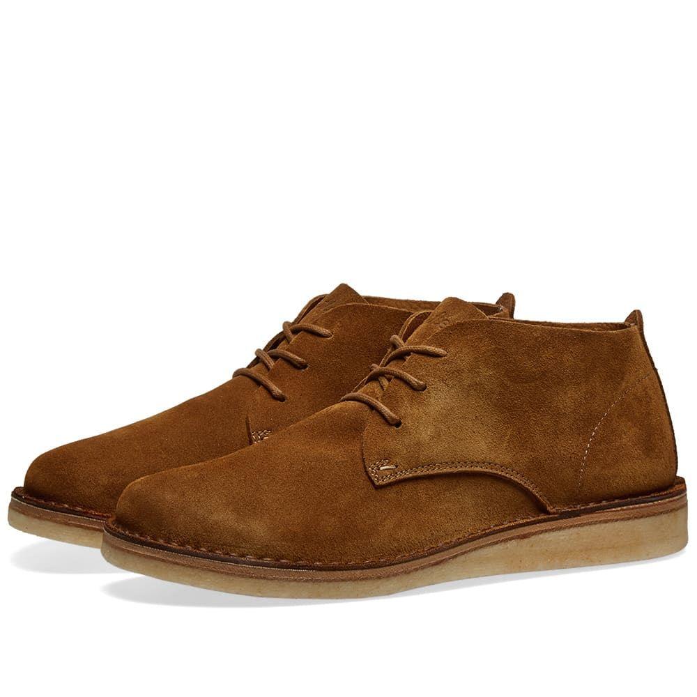 アストールフレックス Astorflex メンズ シューズ・靴 ブーツ【Ettoflex Wedge Sole Boot】Cuoio
