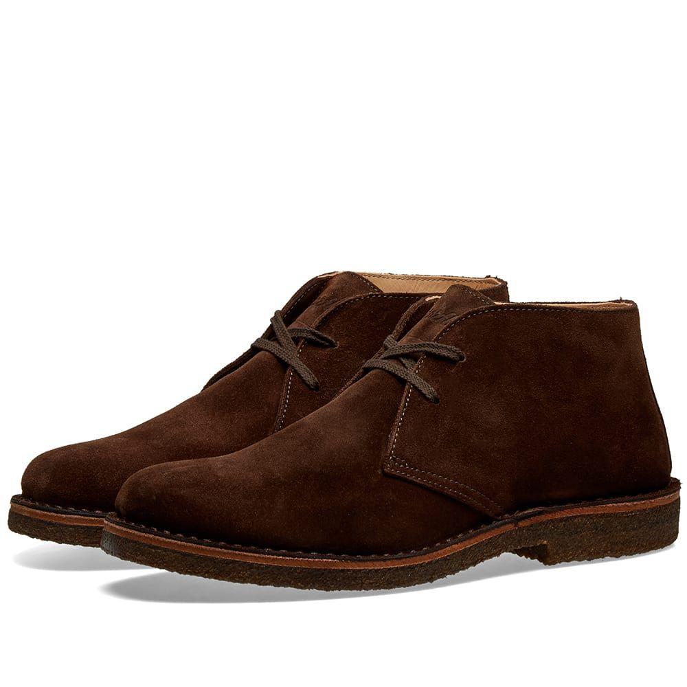 アストールフレックス Astorflex メンズ シューズ・靴 ブーツ【Greenflex Boot】Dark Chestnut