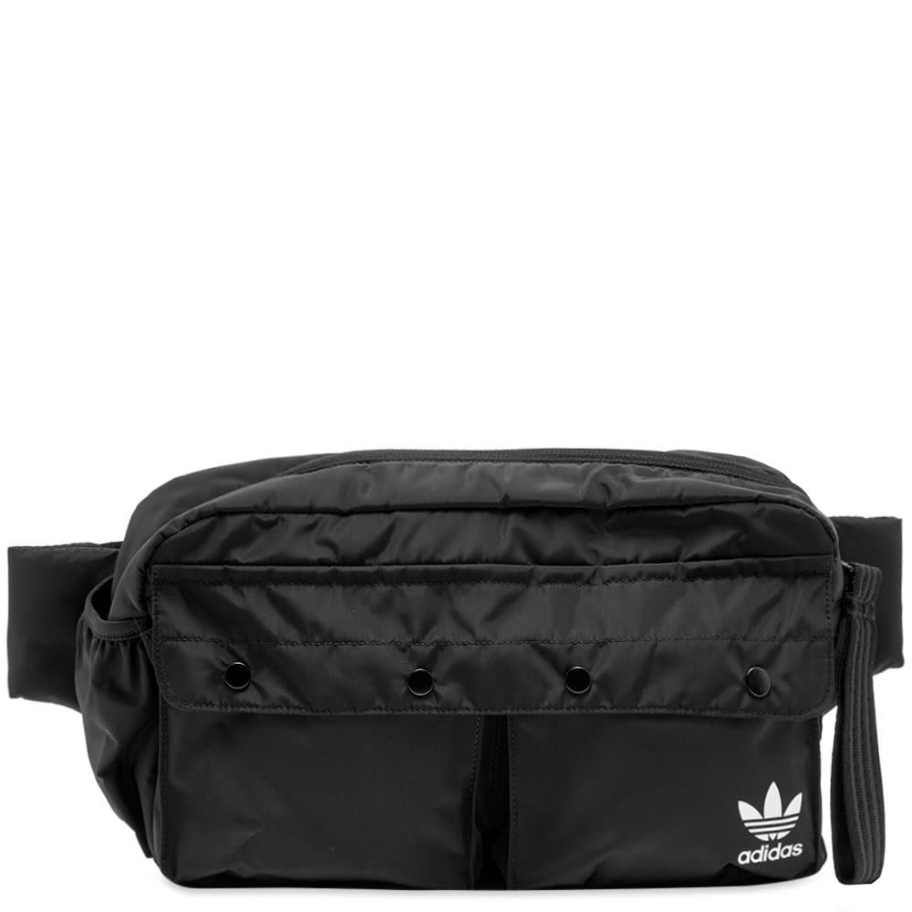 アディダス Adidas メンズ ボディバッグ・ウエストポーチ バッグ【funny pack】Black