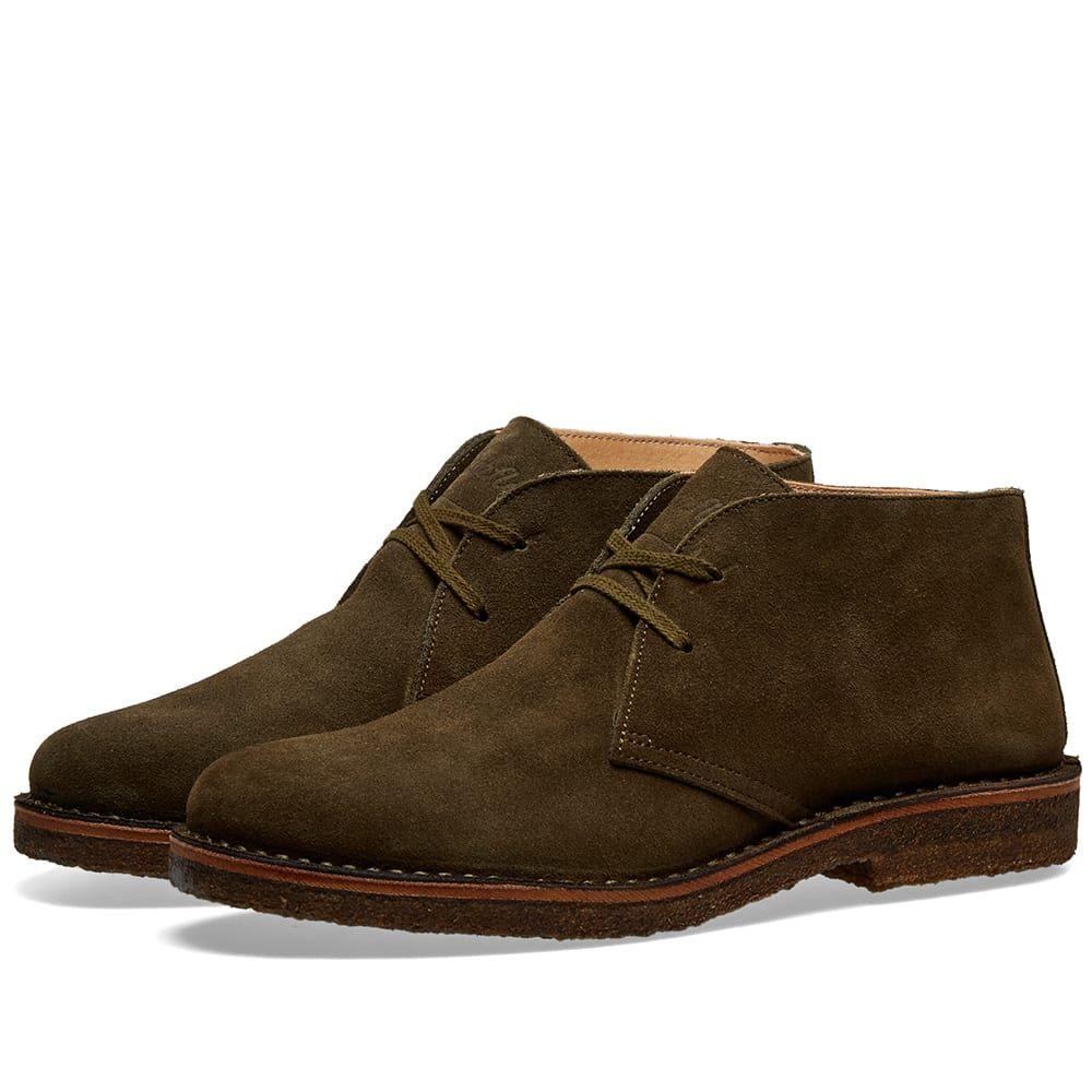 アストールフレックス Astorflex メンズ シューズ・靴 ブーツ【Greenflex Boot】Forest