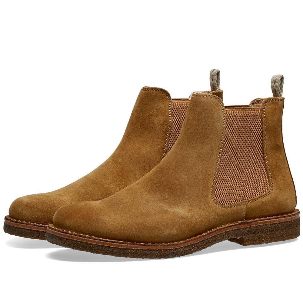 アストールフレックス Astorflex メンズ シューズ・靴 ブーツ【Bitflex Chelsea Boot】Whisky