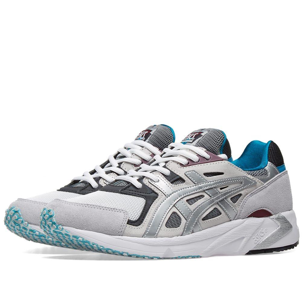 アシックス Asics メンズ スニーカー シューズ・靴【gel ds trainer og】Glacier Grey/Silver
