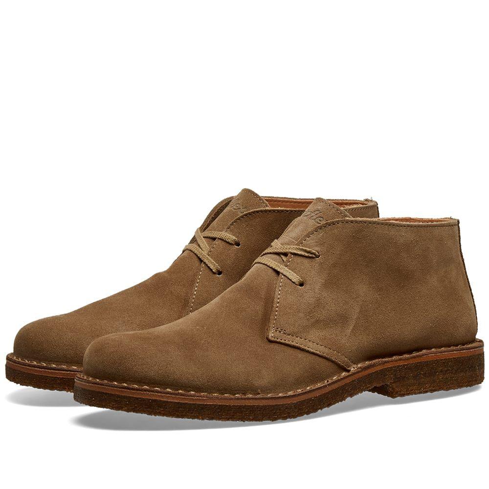 アストールフレックス Astorflex メンズ シューズ・靴 ブーツ【Greenflex Boot】Stone