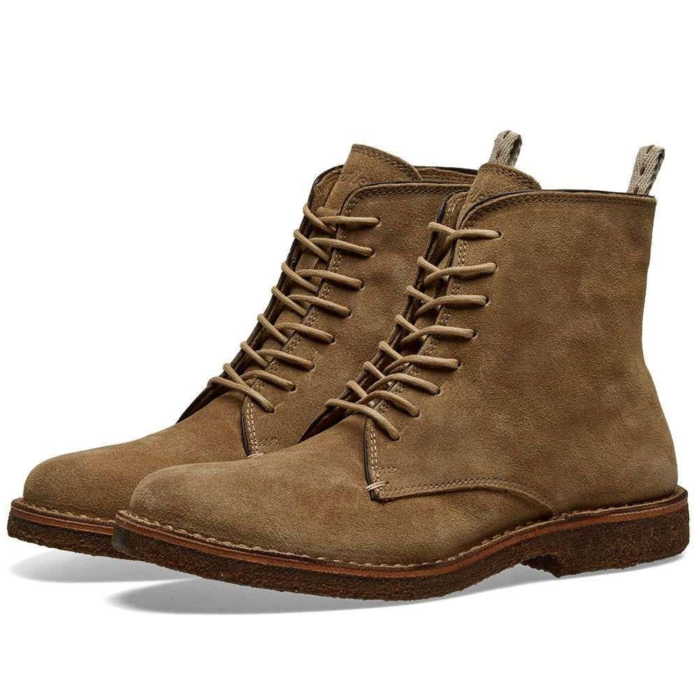 アストールフレックス Astorflex メンズ シューズ・靴 ブーツ【Bootflex Boot】Stone
