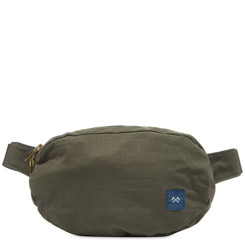 ブルー ドゥ パナム Bleu de Paname メンズ ボディバッグ・ウエストポーチ バッグ【waist bag】Military Khaki