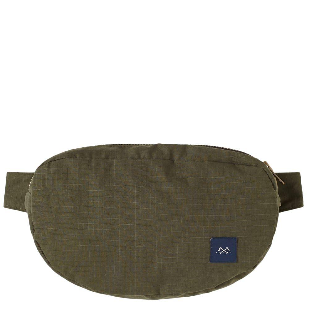 ブルー ドゥ パナム Bleu de Paname メンズ ボディバッグ・ウエストポーチ バッグ【waist bag】Khaki