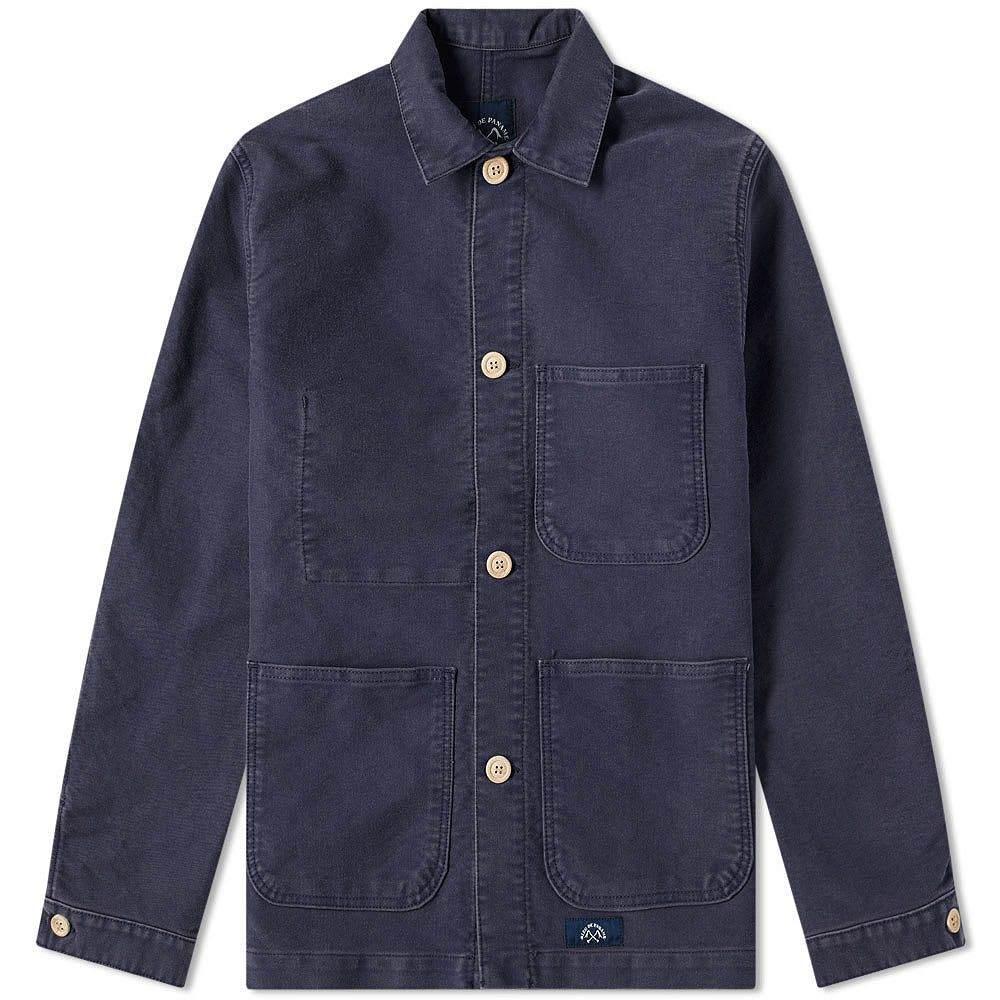 ブルー ドゥ パナム Bleu de Paname メンズ ジャケット アウター【counter jacket】Navy