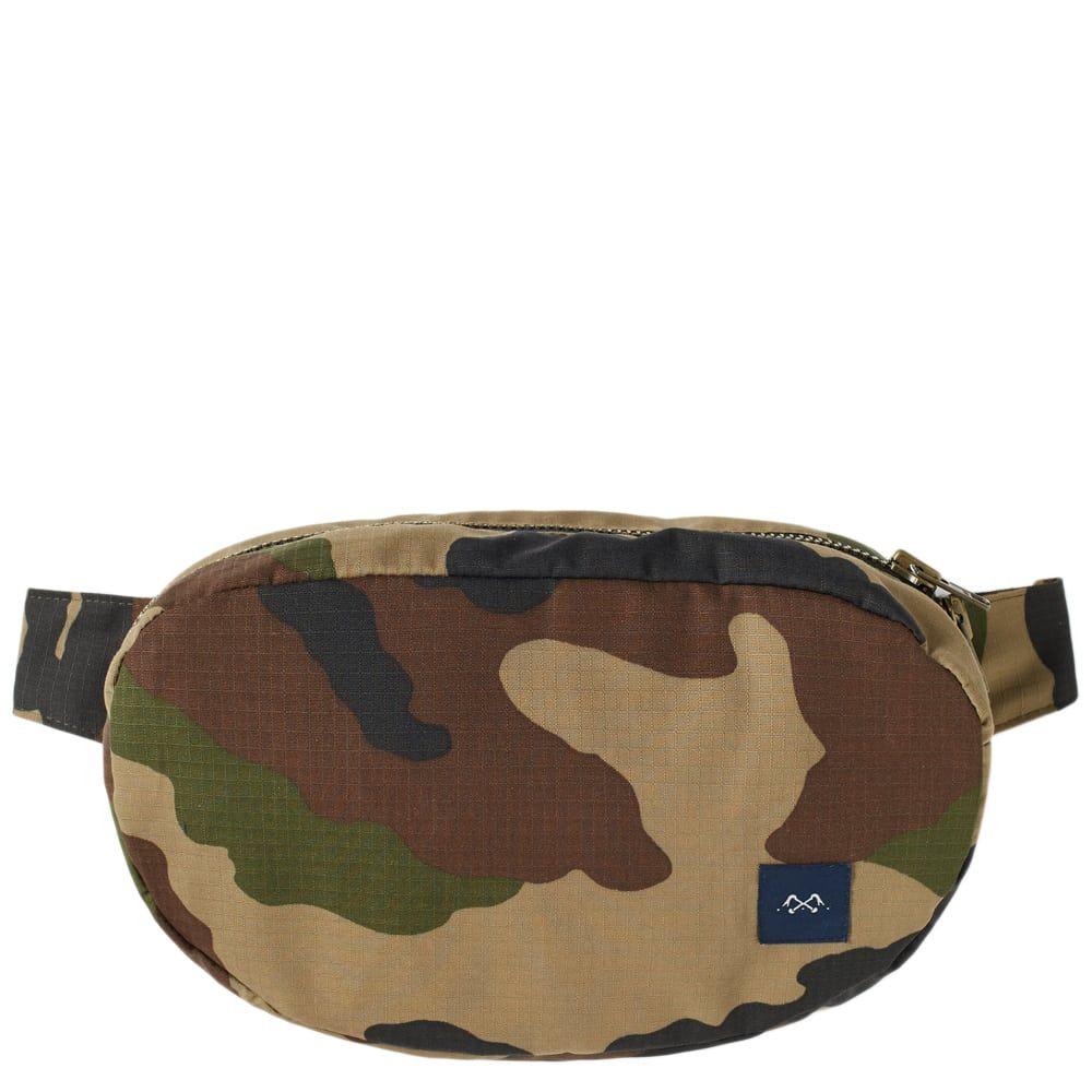 ブルー ドゥ パナム Bleu de Paname メンズ ボディバッグ・ウエストポーチ バッグ【waist bag】Camo