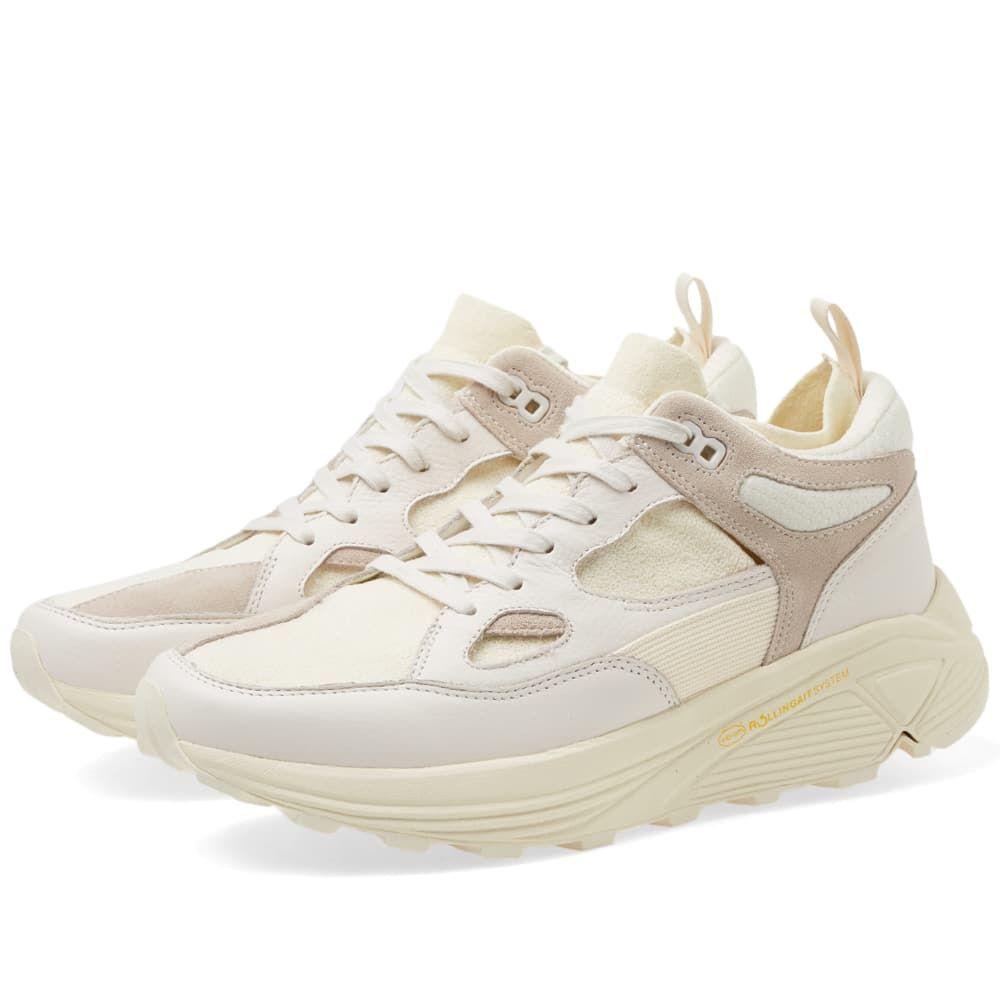 ブランドブラック Brandblack メンズ シューズ・靴 スニーカー【Aura】White
