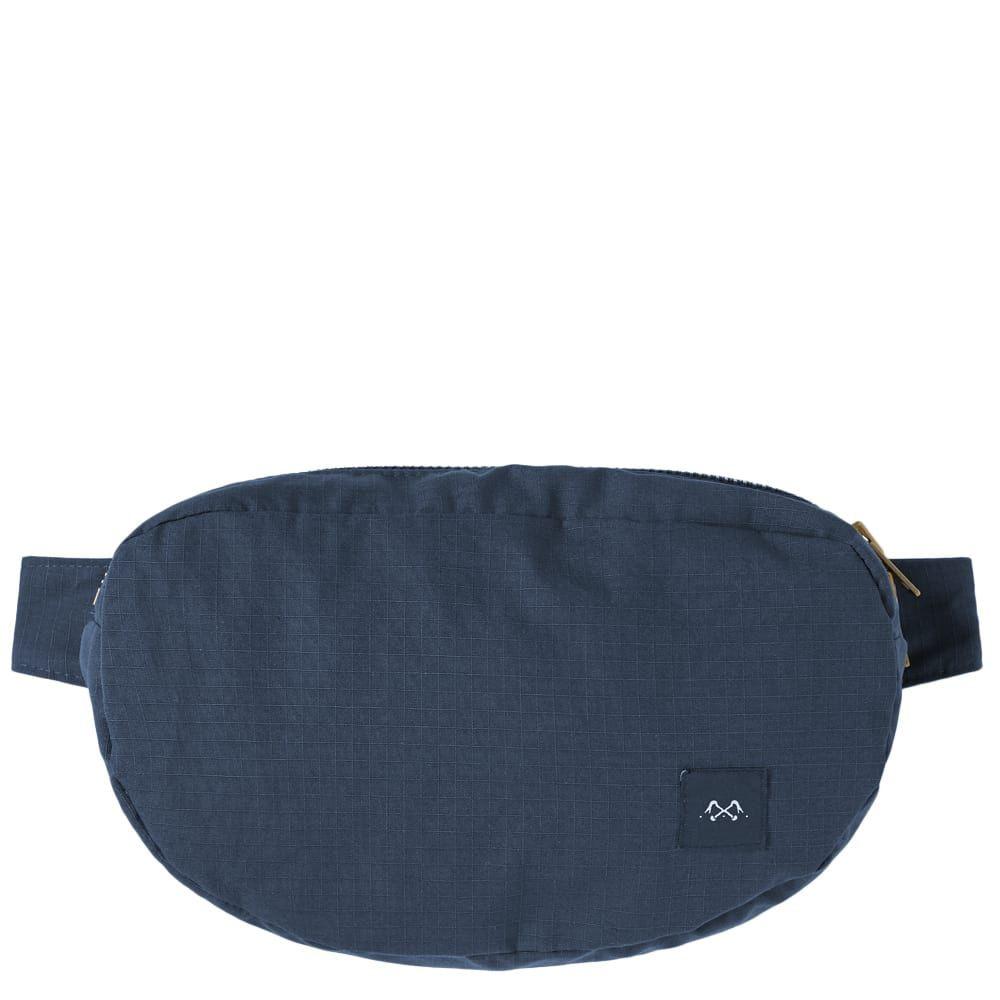 ブルー ドゥ パナム Bleu de Paname メンズ ボディバッグ・ウエストポーチ バッグ【waist bag】Navy