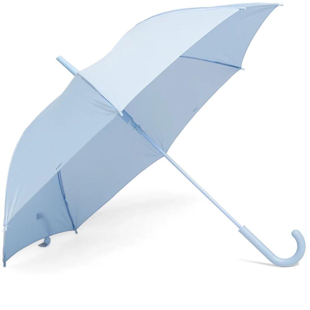 ヘイ HAY メンズ 傘 【mono umbrella】Blue