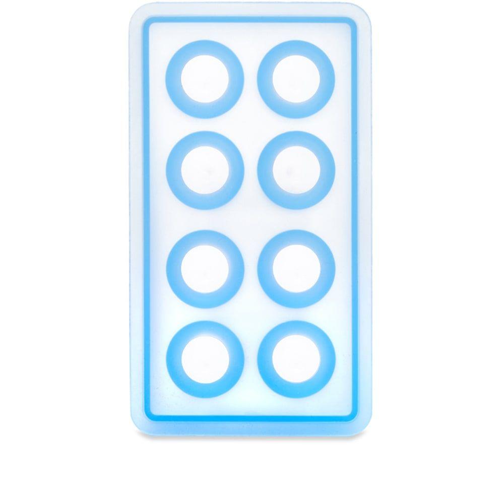 ヘイ HAY メンズ 雑貨ice cube trayround Blueb6gyfY7