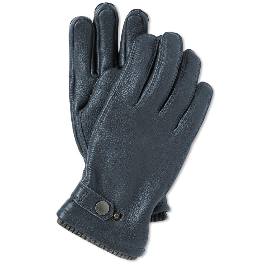 ヘスタ Hestra メンズ 手袋・グローブ 【elk utsjo glove】Midnight