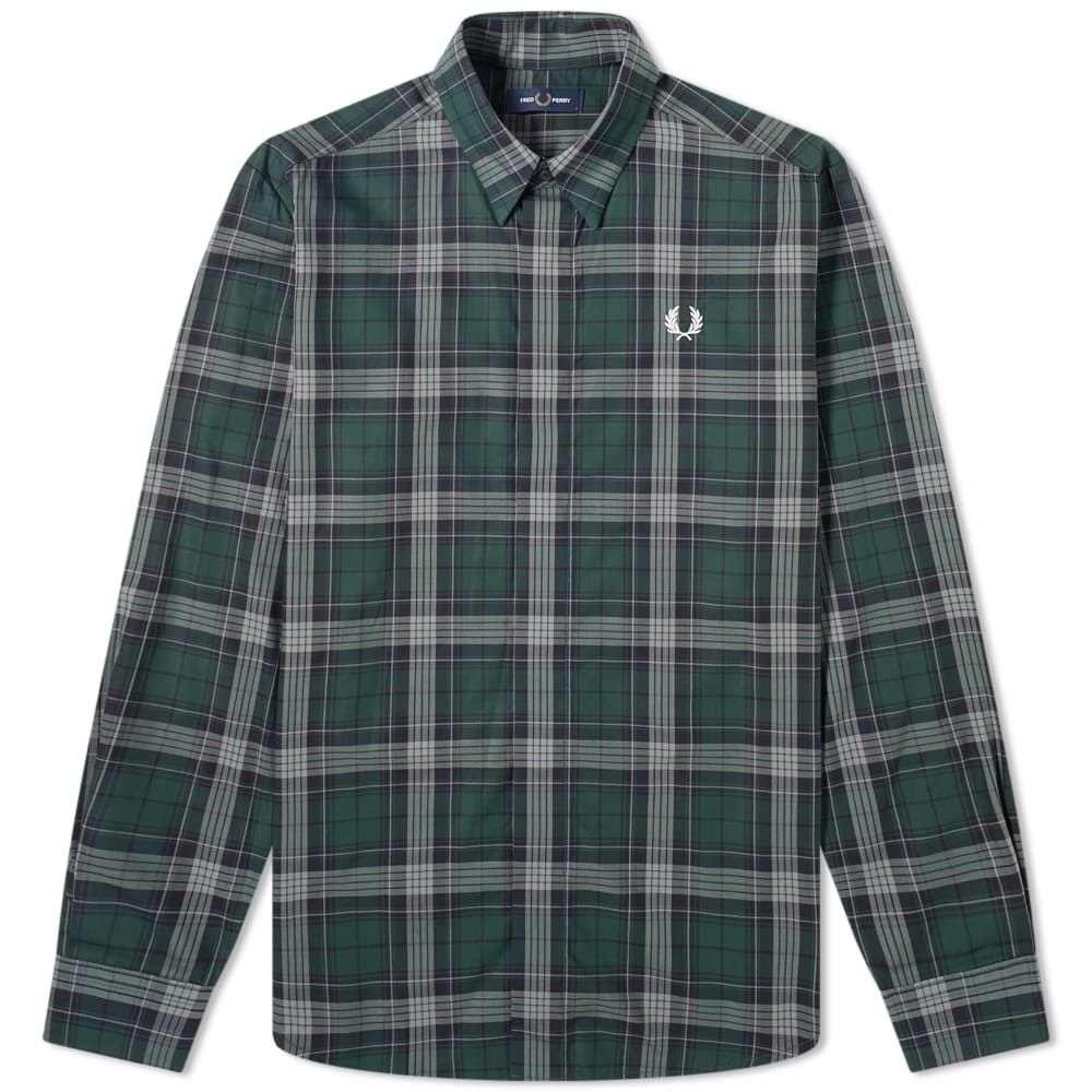 フレッドペリー Fred Perry Authentic メンズ シャツ トップス【tartan shirt】Sycamore