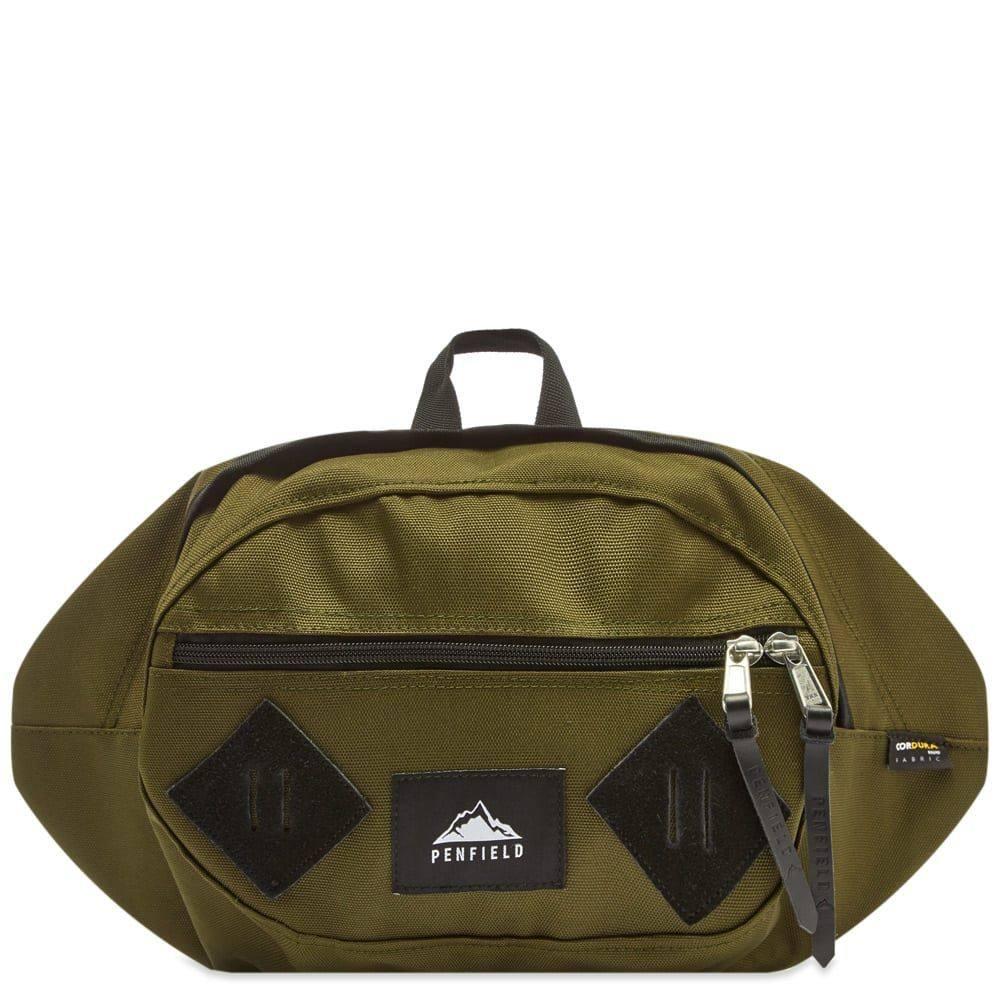 ペンフィールド Penfield メンズ ボディバッグ・ウエストポーチ バッグ【gambel cordura waist bag】Dark Olive