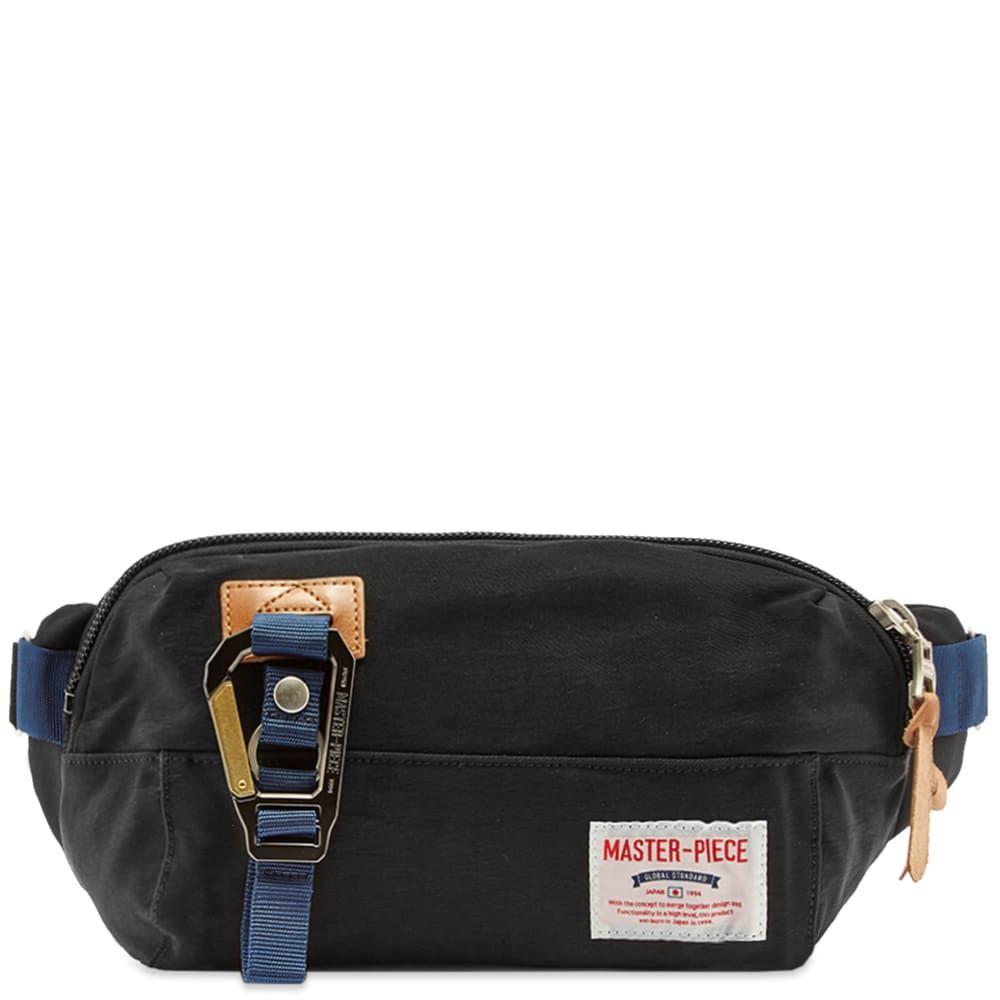 マスターピース Master-Piece メンズ ボディバッグ・ウエストポーチ バッグ【link series waist bag】Black