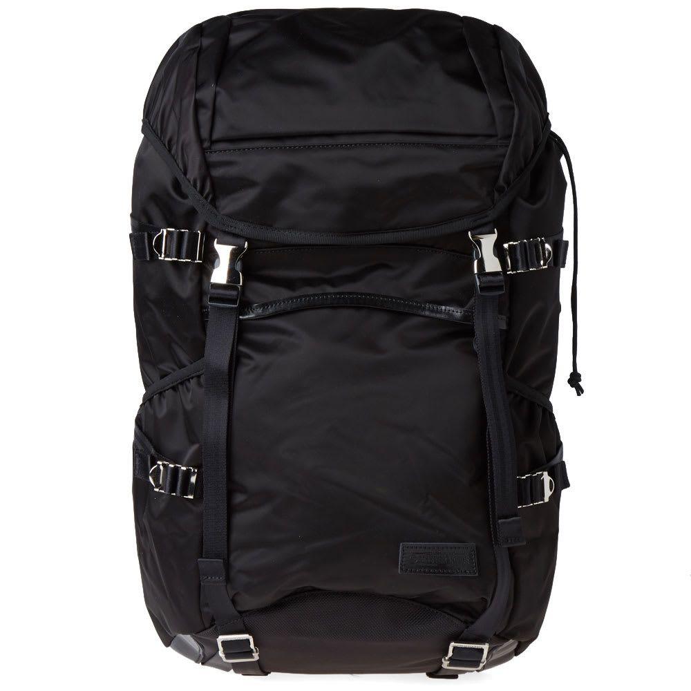 マスターピース Master-Piece メンズ バックパック・リュック バッグ【lightning backpack】Black