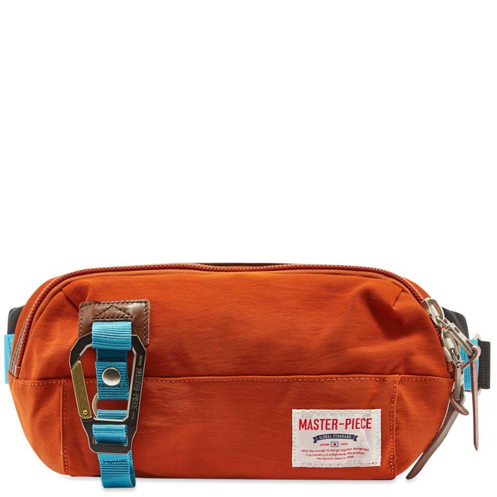 マスターピース Master-Piece メンズ ボディバッグ・ウエストポーチ バッグ【link waist bag】Orange