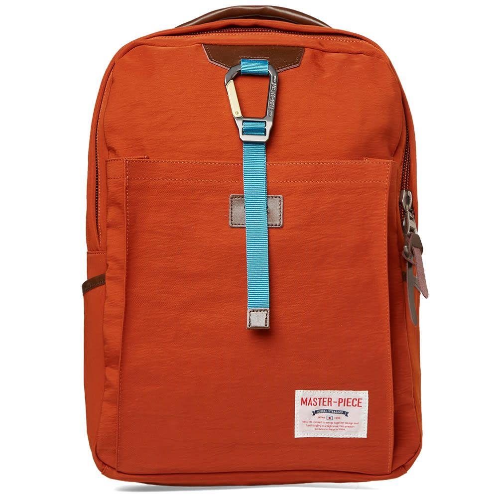 マスターピース Master-Piece メンズ バックパック・リュック バッグ【link backpack】Orange