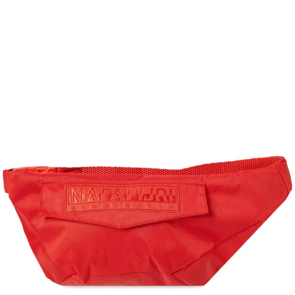 マーティン ローズ Napa by Martine Rose メンズ ボディバッグ・ウエストポーチ バッグ【peric waist bag】Red