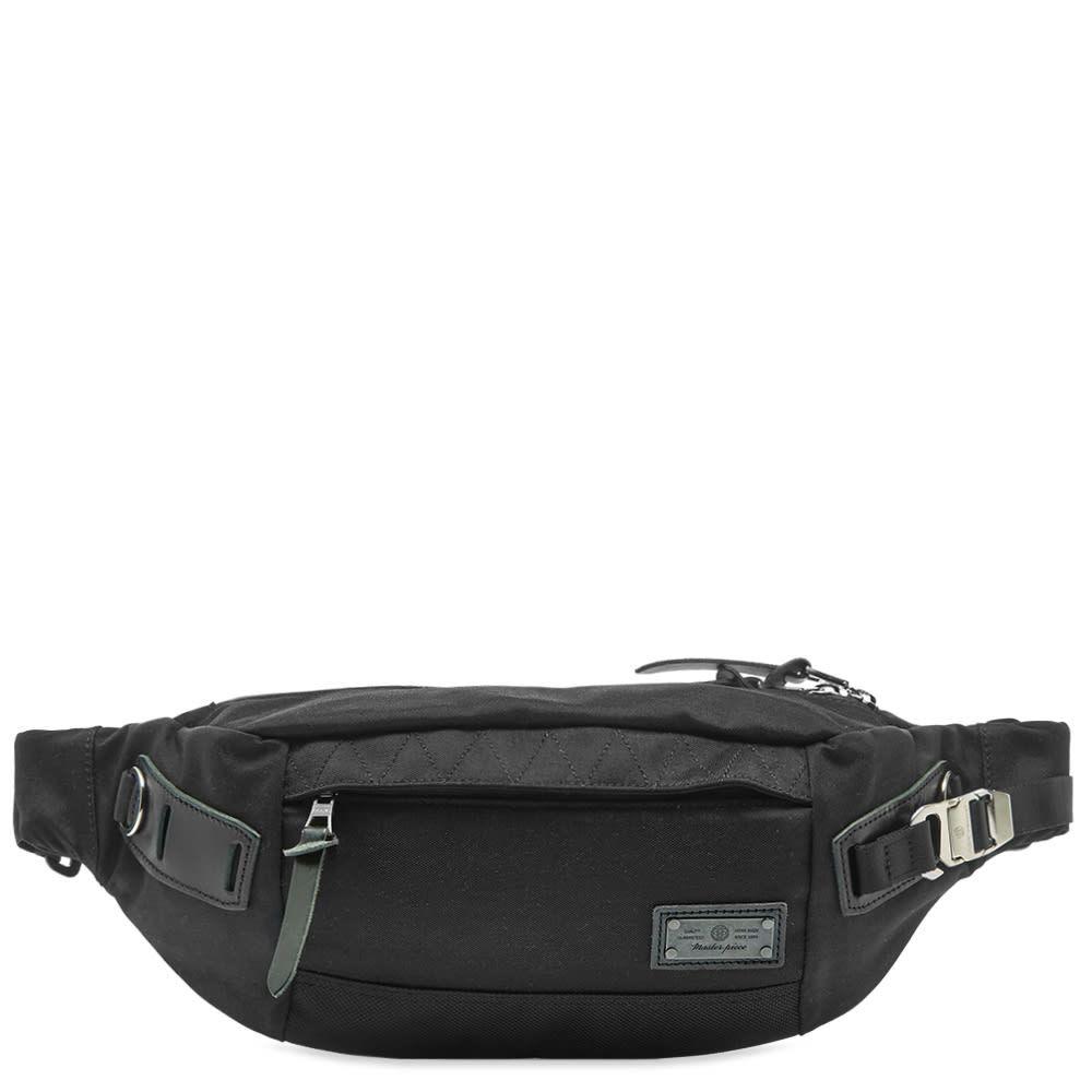 マスターピース Master-Piece メンズ ボディバッグ・ウエストポーチ バッグ【hunter waist bag】Black
