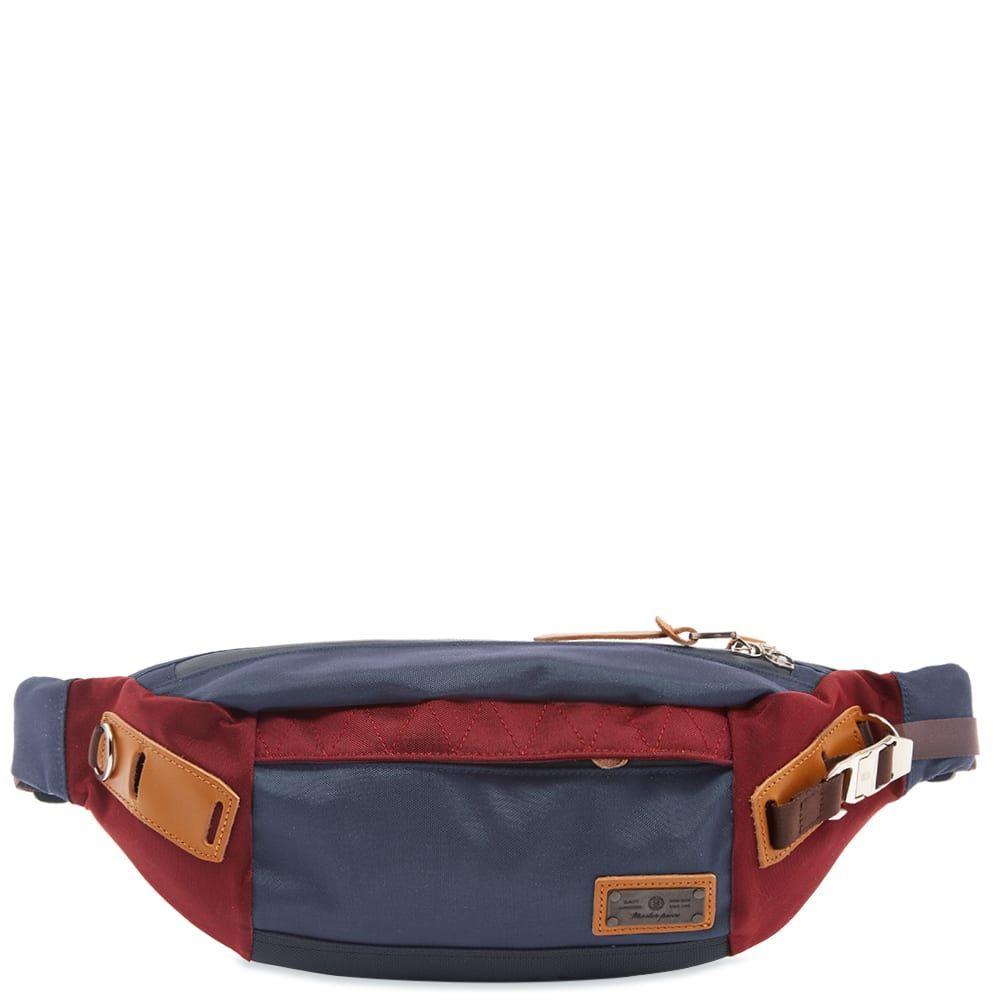 マスターピース Master-Piece メンズ ボディバッグ・ウエストポーチ バッグ【hunter waist bag】Navy