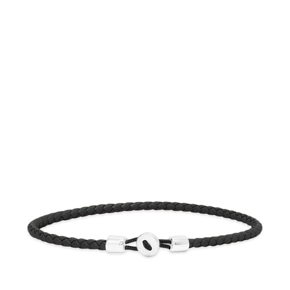 ミアンサイ Miansai メンズ ブレスレット ジュエリー・アクセサリー【nexus leather bracelet】Black