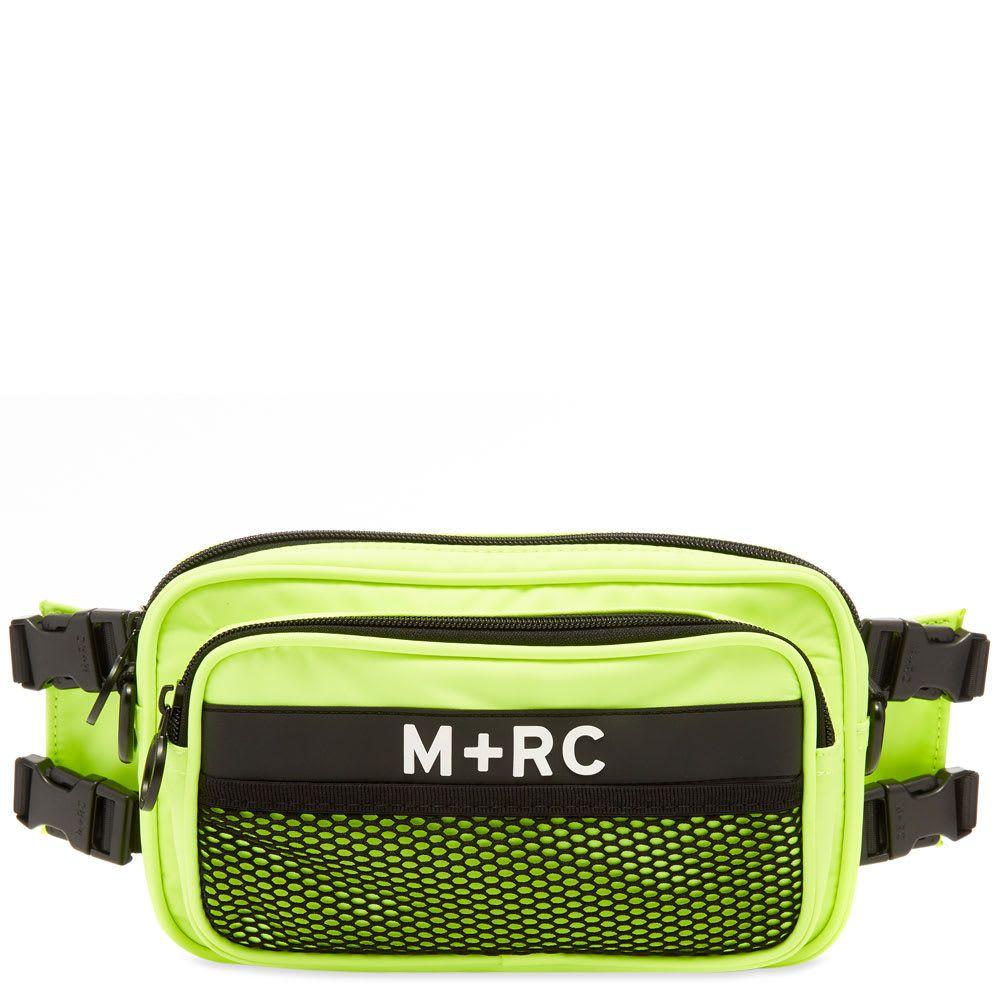 マルシェノア M+RC Noir メンズ ショルダーバッグ バッグ【downtown bag】Neon Yellow
