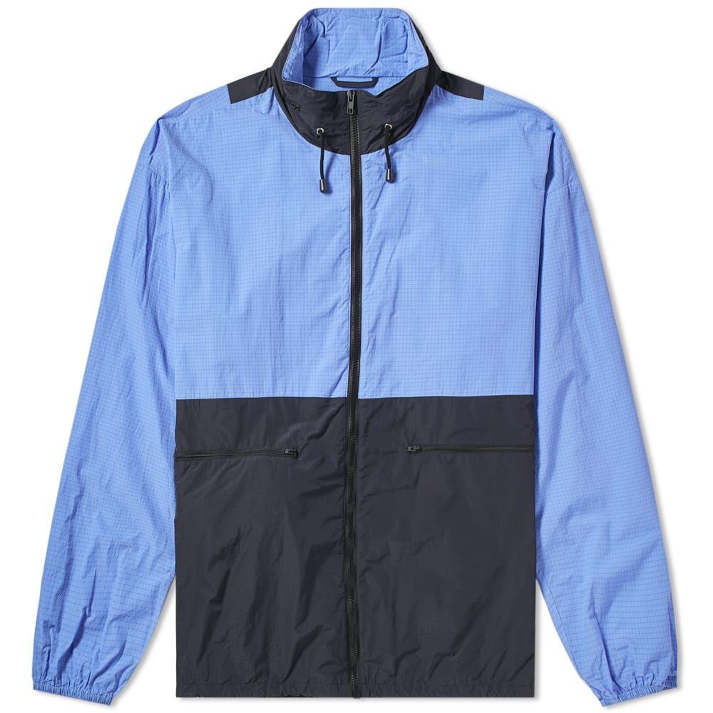 メゾン マルジェラ Maison Margiela メンズ ジャケット ウィンドブレーカー アウター【10 packable ripstop windbreaker】Violet