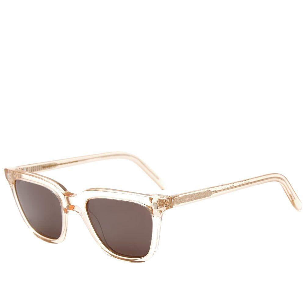 モノケル Monokel メンズ メガネ・サングラス 【robotnik sunglasses】Champagne