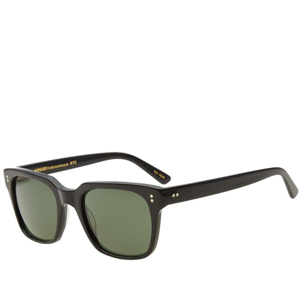 モスコット Moscot メンズ メガネ・サングラス 【zayde sunglasses】Black/G15
