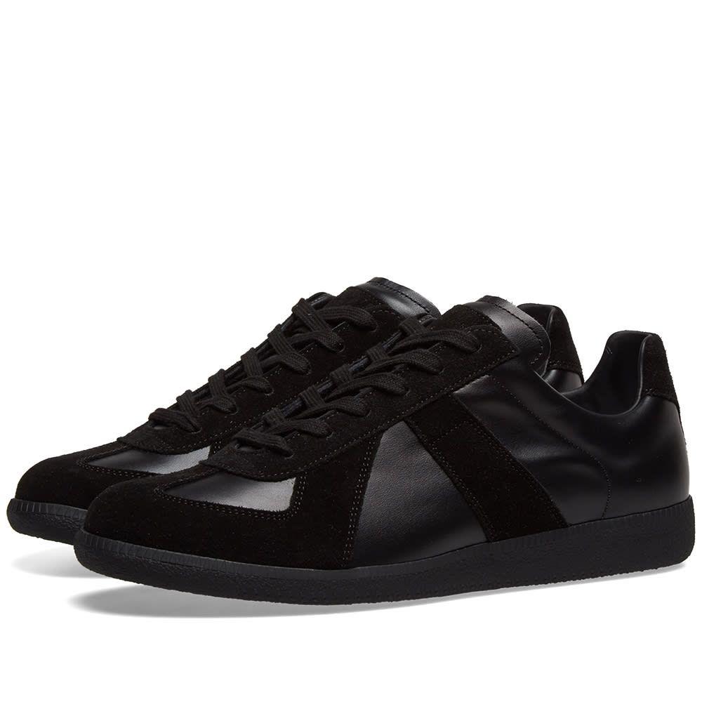 メゾン マルジェラ Maison Margiela メンズ シューズ・靴 スニーカー【22 Tonal Replica Sneaker】Black