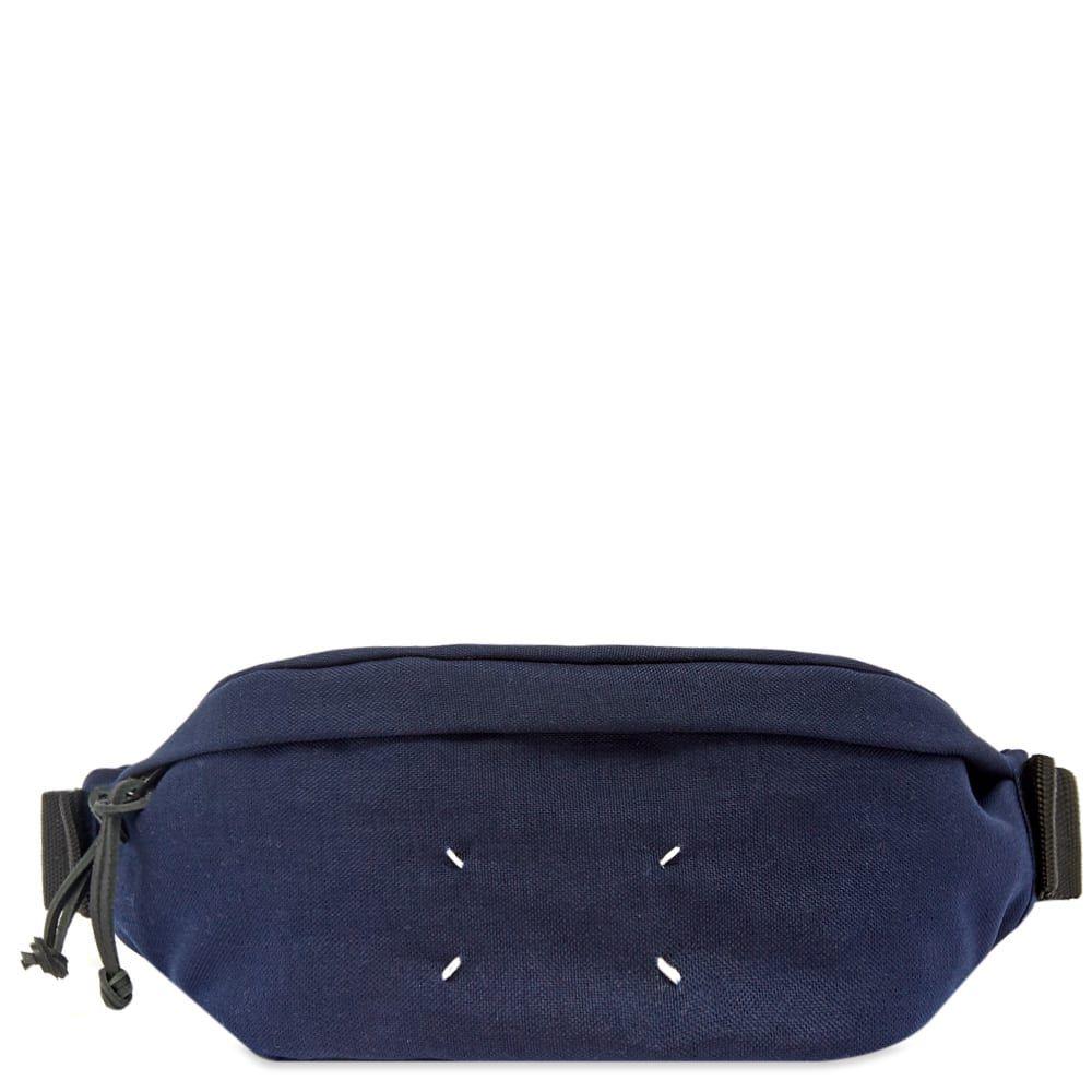 メゾン マルジェラ Maison Margiela メンズ ボディバッグ・ウエストポーチ バッグ【11 cordura waist bag】Peacoat Blue