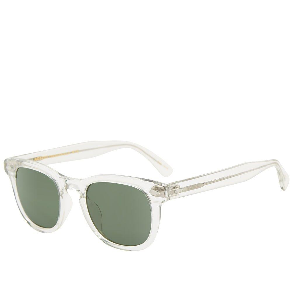 モスコット Moscot メンズ メガネ・サングラス 【gelt sunglasses】Crystal/G-15