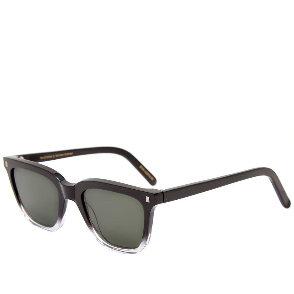 モノケル Monokel メンズ メガネ・サングラス 【robotnik sunglasses】Black Crystal