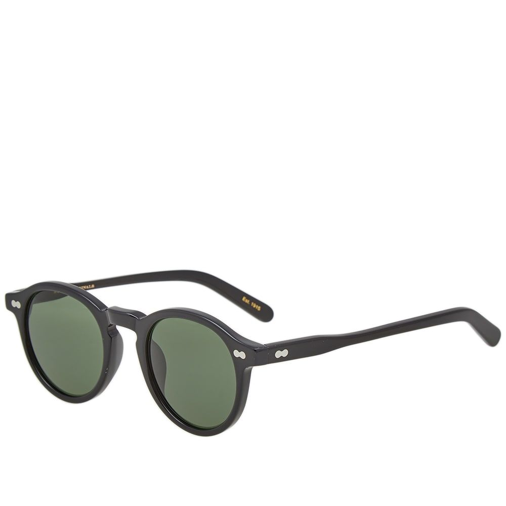 モスコット Moscot メンズ メガネ・サングラス 【miltzen sunglasses】Black/G15