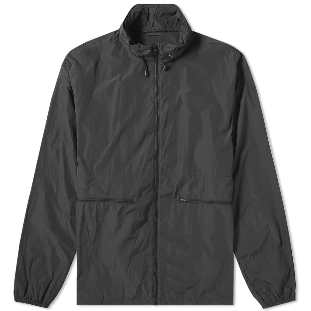 メゾン マルジェラ Maison Margiela メンズ ジャケット ウィンドブレーカー アウター【10 packable ripstop windbreaker】Black