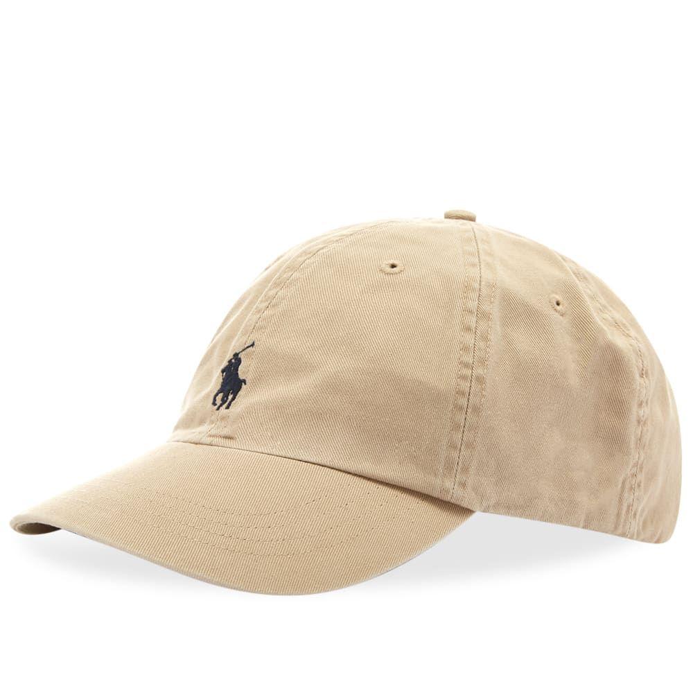 ラルフ ローレン Polo Ralph Lauren メンズ キャップ ベースボールキャップ 帽子【classic baseball cap】Nubuck/Relay Blue