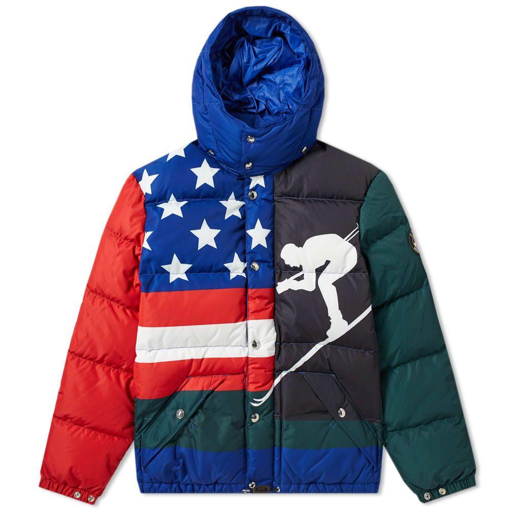ラルフ ローレン Polo Ralph Lauren メンズ ダウン・中綿ジャケット アウター【downhill skier down jacket】Multi