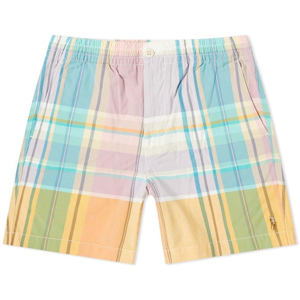 ラルフ ローレン Polo Ralph Lauren メンズ ショートパンツ ボトムス・パンツ【madras check shorts】Madras Plaid