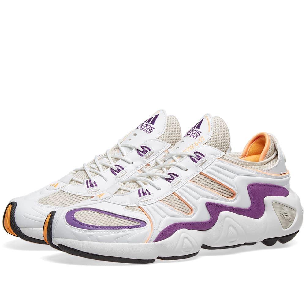 アディダス Adidas メンズ スニーカー シューズ・靴【fyw s-97】Crystal White/Orange