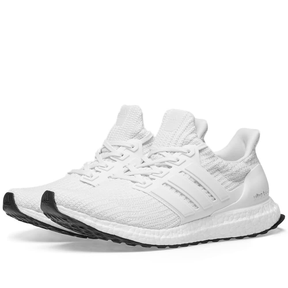 アディダス Adidas メンズ スニーカー シューズ・靴【ultra boost 4.0】White