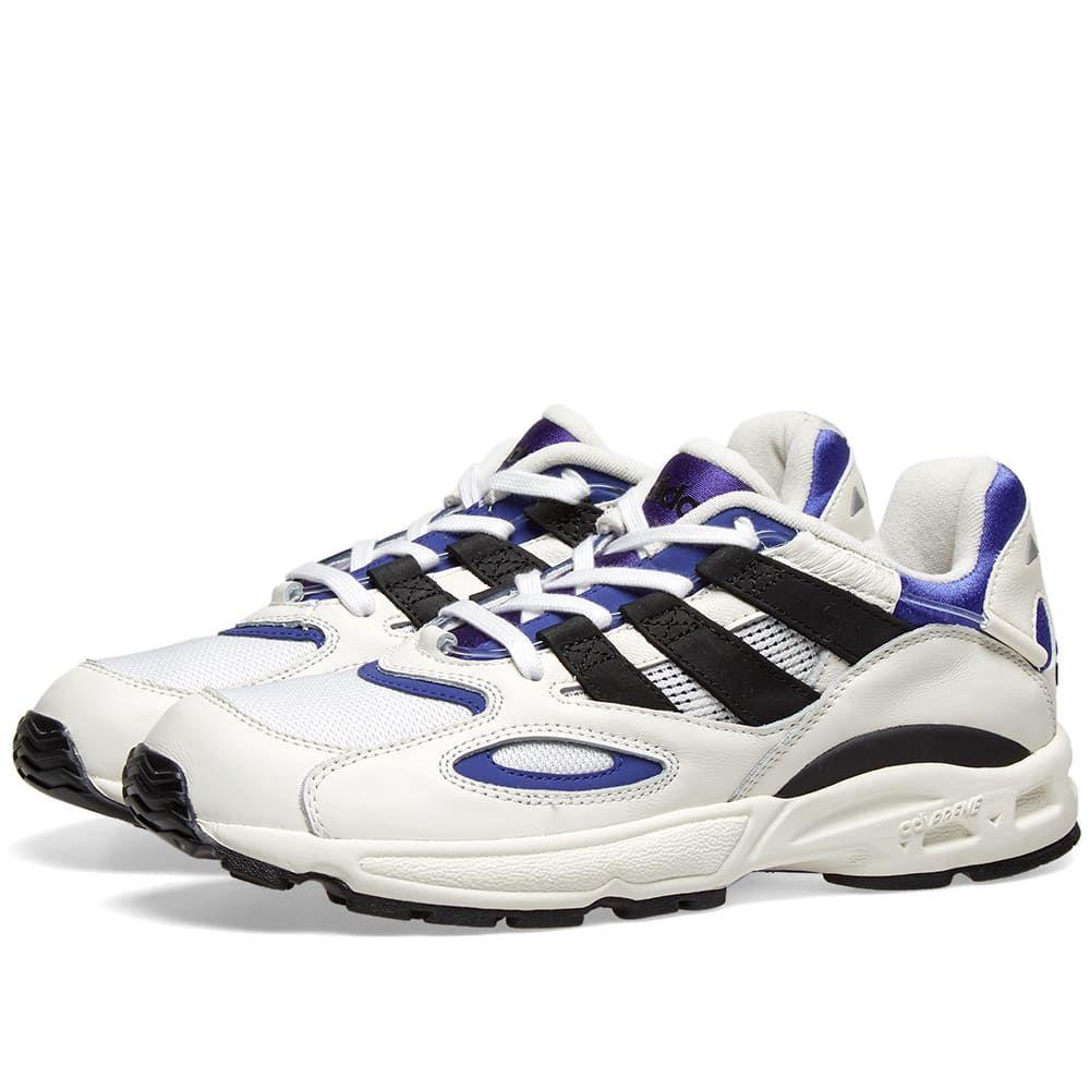 アディダス Adidas Consortium メンズ スニーカー シューズ・靴【lexicon og】White/Black/Ink