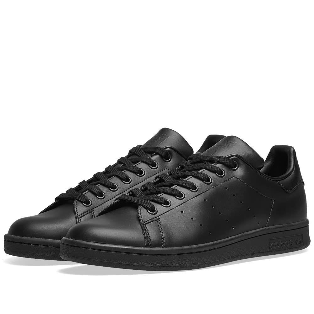 アディダス Adidas メンズ スニーカー シューズ・靴【stan smith】Black