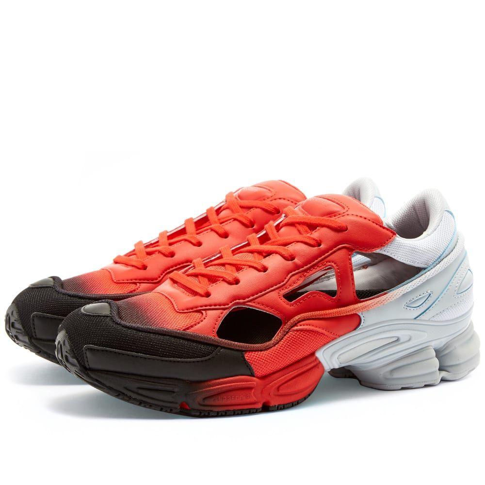 アディダス Adidas x Raf Simons メンズ スニーカー シューズ・靴【replicant ozweego】Red/Halo Blue/Black