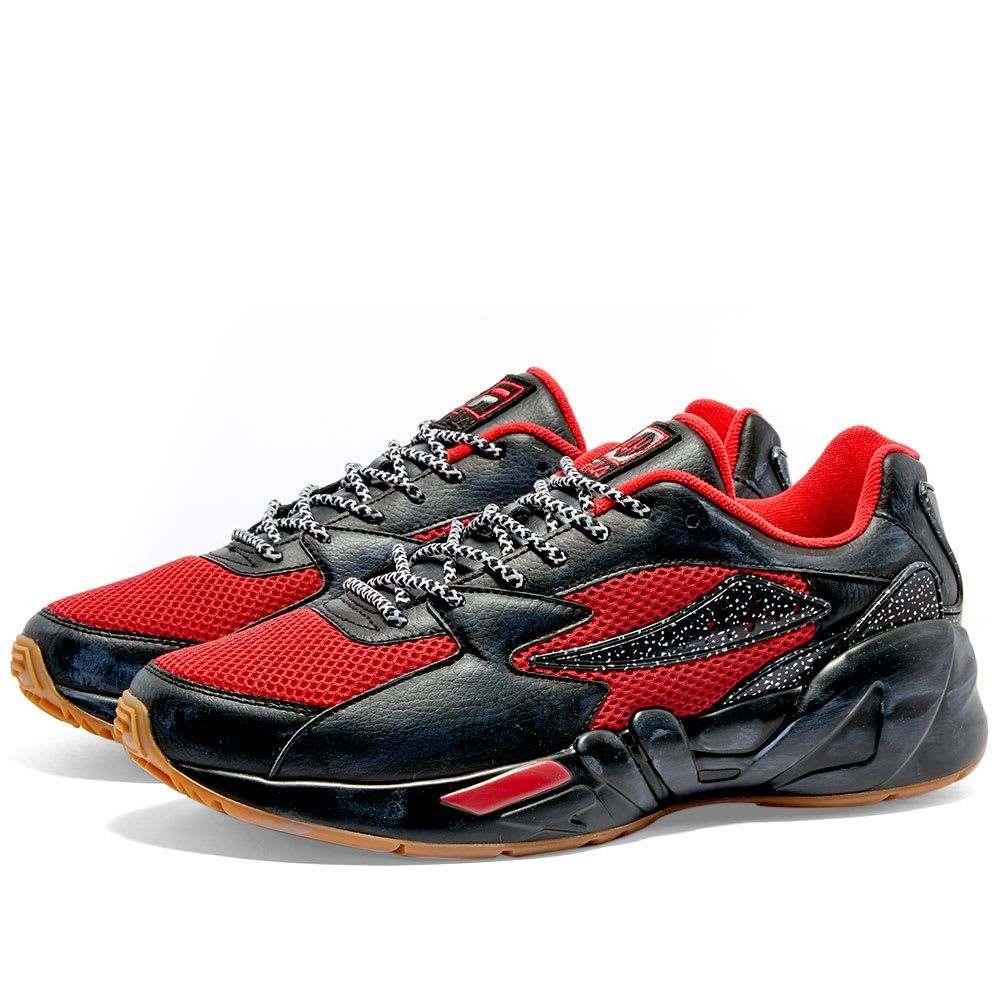 リアムホッジ Liam Hodges メンズ シューズ・靴 スニーカー【x Fila Mindblower Sneaker】Red